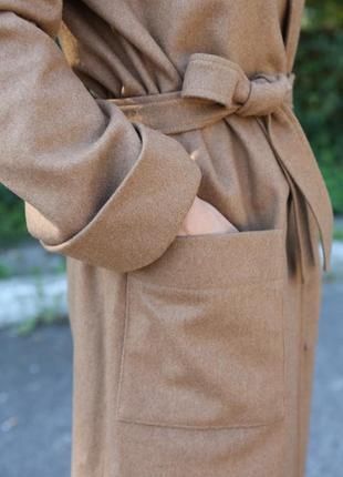 Пальто шерсть3 фото