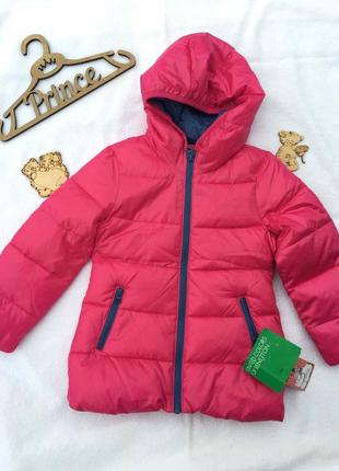 Куртка benetton рост 98-104 см