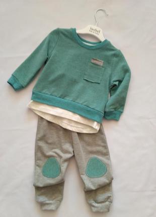Спортивный костюм для мальчика2
