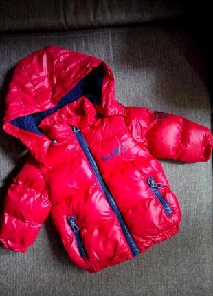 Брендовая куртка rebel little 12-18 мес.