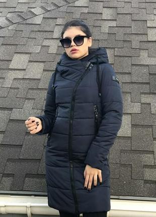 Модное балоневое пальто