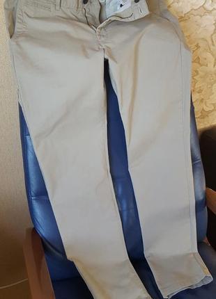 Идеальные элегантные брюки слимы h&m