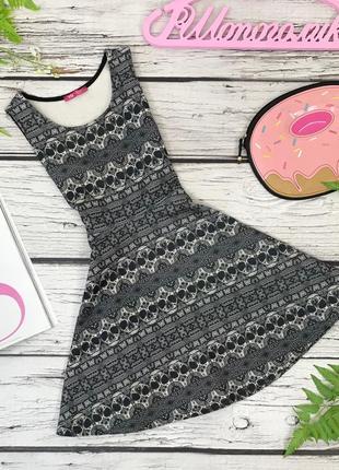 Приталенное платье для девочки  dr1838140 yd