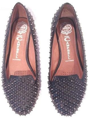 Туфли, балетки, 100% оригинал, размер 38-39