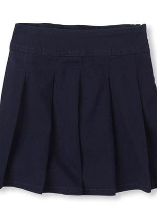 Новая школьная юбка children's place (сша) в размере 6х/7 лет