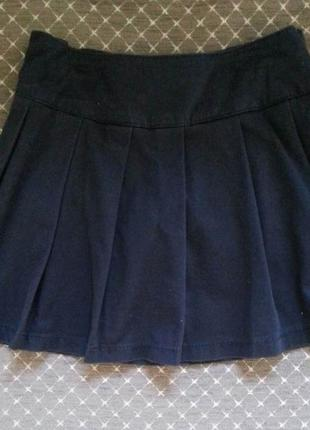 Школьная юбка children's place (сша) в размере 6х/7 лет