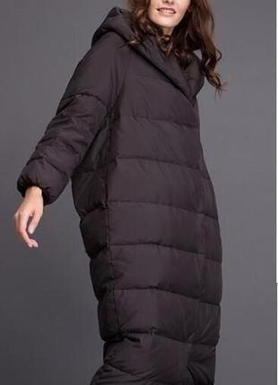 Зимнее пальто женское пуховик оверсайз одеяло новое
