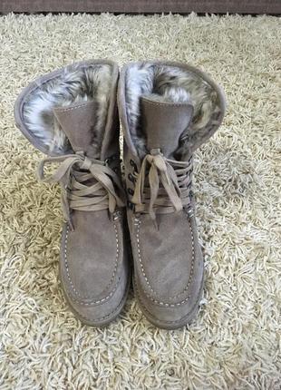 Зимние ботинки roberto santi