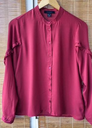 Блуза кораллового цвета atmosphere