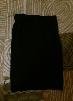 Чёрная юбка dilvin