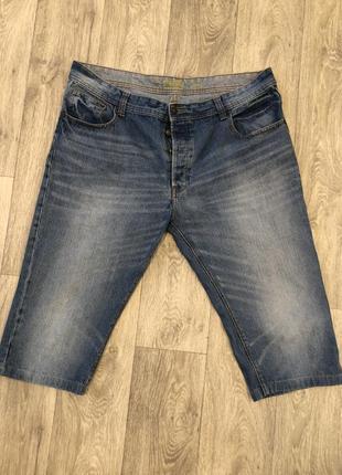Шорты джинсовые 56 размер