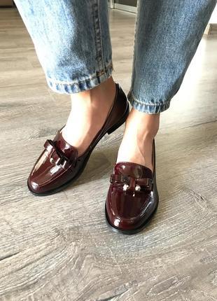 Лоферы/мокасины/туфли 34-го размера