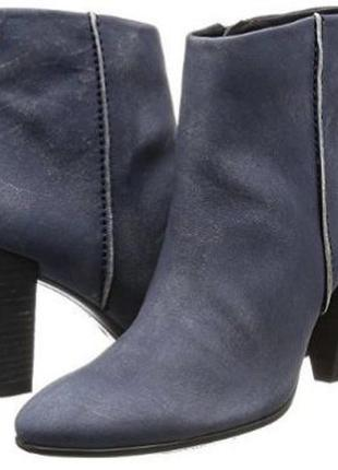 Женские ботинки полуботинки ecco shape 75  р-38 стелка 24,5 см