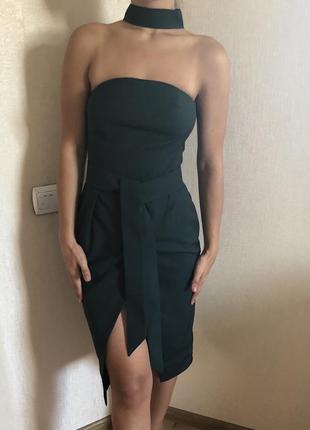 Платье ручная робота