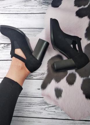 Стильные закрытые туфли