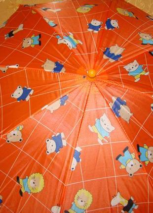 Зонты трость