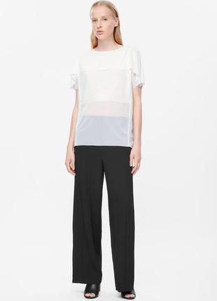 Блуза cos размеры : xs , s , m , l