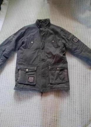 Бесплатная доставка)брендовая парка/курточка