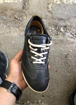 Ecco туфли мокасины кеды кроссовки