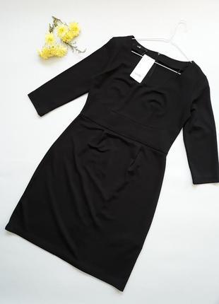 Платье плотный трикотаж oggi m