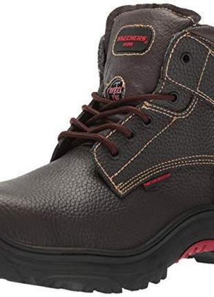 Ботинки skechers men´s burgin-tarlac industrial boot р. 39-40, 44-45