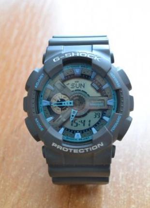 Часы casio g-shock ga-110ts (оригинал)