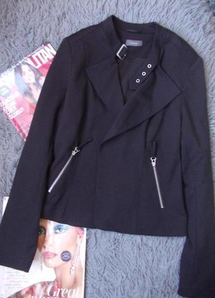 Стильный пиджак жакет косуха на осень