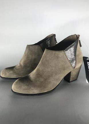Стильные осенние ботинки италия