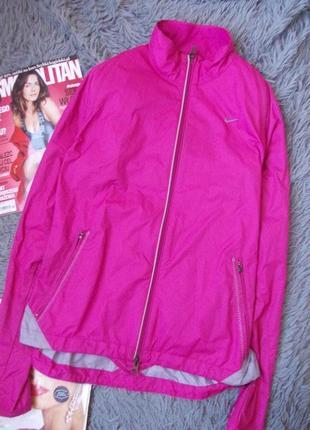 Оригинальная куртка ветровка для спорта nike