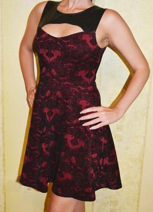 Роскошное платье anna sui