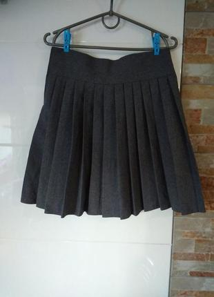 Юбка для девочки,школьная юбка.