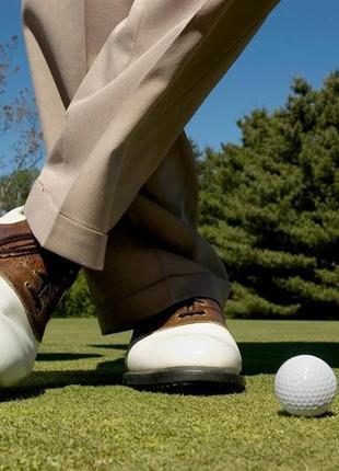 Туфли для гольфа кожа footjoy 42,5р. распродажа срочно!