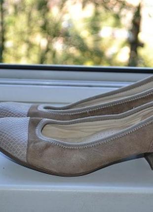 Комфортные туфли от medicus