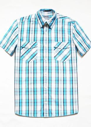 Мужская рубашка тенниска adam
