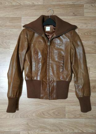 М/ куртка кожа натуральная