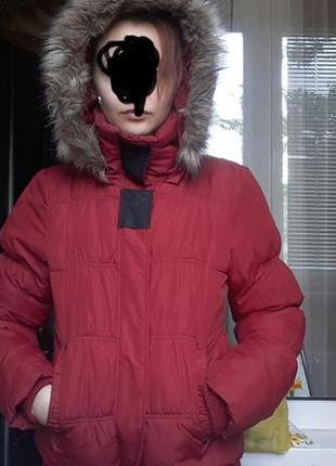 Теплый пуховик vero moda