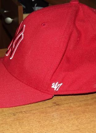 Кепка/бейсболка ny, 47 brand