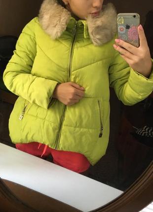 Стильная куртка ,оверсайз размер