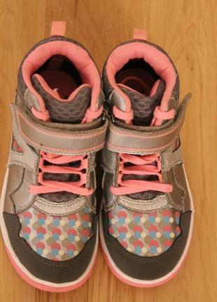 Ботинки clarks, размер 28