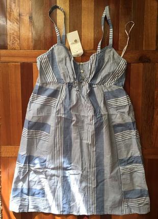 Новое платье в полоску 💞