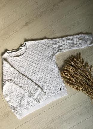 Уютный свитер оверсайз от h&m