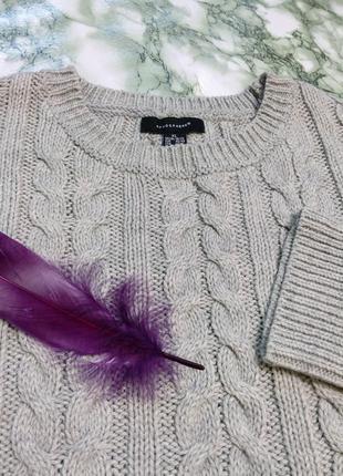 Кофта / свитер вязаный оверсайз