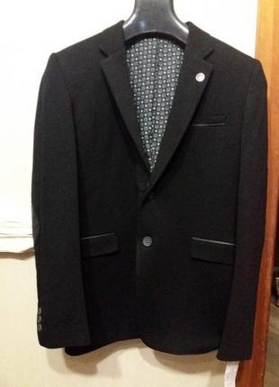Стильный пиджак на подростка р. 44,46,48 скидка