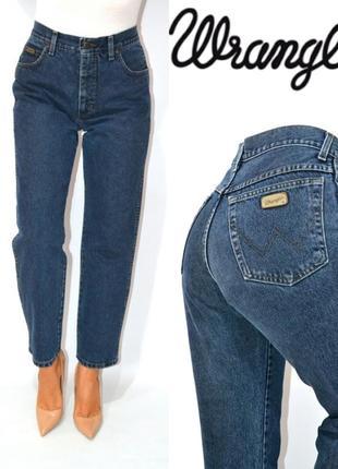 Джинсы момы высокая посадка винтаж мом mom  jeans  wrangler.