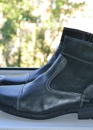 Шикарные ботинки braend италия