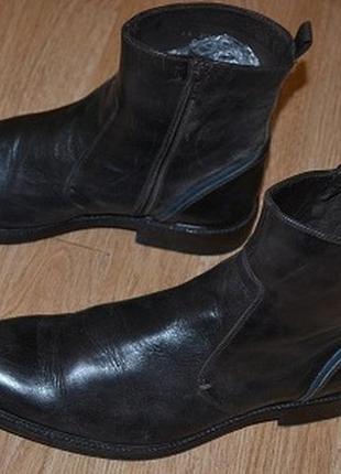 Стильные мужские ботинки san marina италия