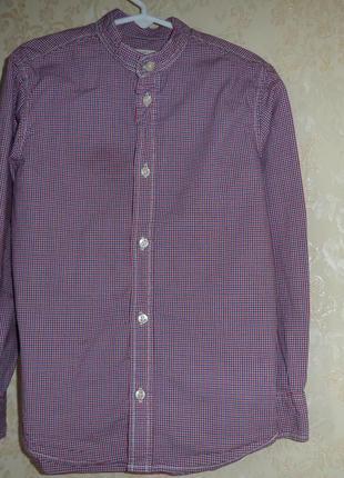 Рубашка h&m 6-7