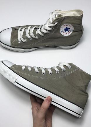 Высокие кеды converse all star original мужские 45 кроссовки
