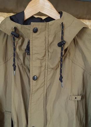 Нейлоновая милитари куртка для охоты и рыбалки dunbrooke upstream usa