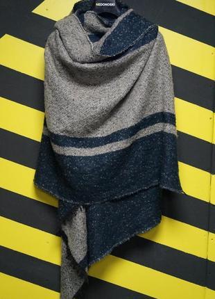 Большой шарф-платок 208х87